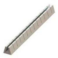 Essentra Components - SPGSG-6 - GROMMET EDGE SLOT PE NAT 100'