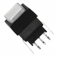 E-Switch - LP4EE1PBATG - SWITCH PUSH DPDT 0.1A 30V