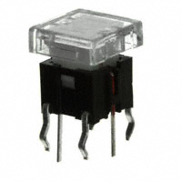 E-Switch - TL1240RQ1JCLR - SWITCH TACTILE SPST-NO 0.05A 12V
