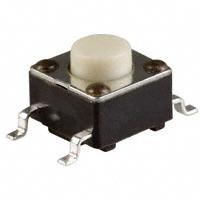 E-Switch - TL3301AF260QG - SWITCH TACTILE SPST-NO 0.05A 12V