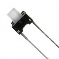 E-Switch - TL59FF160Q - SWITCH TACTILE SPST-NO 0.05A 12V