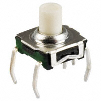 E-Switch - TL6100CF300QP - SWITCH TACTILE SPST-NO 0.05A 12V