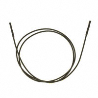 "E-Z-Hook - 9110-24 BLK - PATCHCORD SQ SOCKET 24"" BLK"