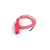 E-Z-Hook - 9172-24 RED - PATCHCORD SQ SCKT-ALLIG CLIP RED
