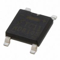 Fairchild/ON Semiconductor - MDB10S - IC BRIDGE DIODE 1000V 4-MICRODIP