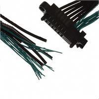 Amphenol FCI - 10080591-HAB0023LF - CONN RCPT 6PWR+24S 10AWG STR 1M