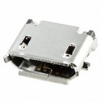 Amphenol FCI - 10104110-0001LF - CONN RCPT STD MICRO USB TYPE B