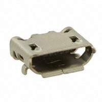 Amphenol FCI - 10118193-0001LF - CONN USB MICRO B RECPT SMT R/A