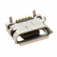 Amphenol FCI - 10118194-0001LF - CONN USB MICRO B RECPT SMT R/A