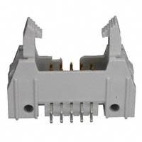 Amphenol FCI - 71922-110LF - CONN HEADER 10POS DUAL R/A PCB