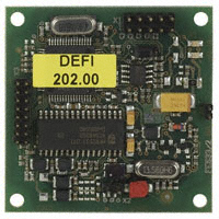 FEIG Electronic - 1916.001.01 - ID CPR.M02.VP/AB-BA READER MOD