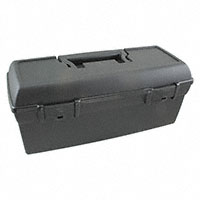 "Flambeau Inc. - 13815-2 - BOX PLASTIC BLACK 13""L X 6""W"