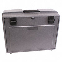 "Flambeau Inc. - 2275-2 - COMP STORAGE PLSTC 19.5""LX10.4""W"
