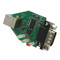 FTDI, Future Technology Devices International Ltd - USB-COM232-PLUS1 - MOD USB RS232 CONVERTER 1 CH