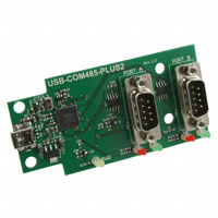 FTDI, Future Technology Devices International Ltd - USB-COM485-PLUS2 - MOD USB HS RS485 CONVERTER 2 CH