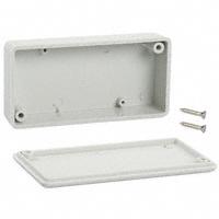 "Hammond Manufacturing - 1551KGY - BOX ABS GRAY 3.15""L X 1.58""W"