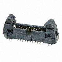 Harwin Inc. - M50-3651042R - CONN HDR 20POS 1.27MM SMD