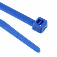 HellermannTyton - 111-00698 - T30R BLUE ETFE TIE