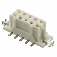 Hirose Electric Co Ltd - DF11CZ-10DS-2V(22) - CONN SOCKET 10POS