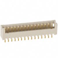 Hirose Electric Co Ltd - DF13-15P-1.25DSA(50) - CONN HEADER 15POS 1.25MM GOLD
