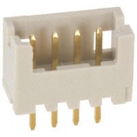 Hirose Electric Co Ltd - DF13-4P-1.25DSA(50) - CONN HEADER 4POS 1.25MM GOLD