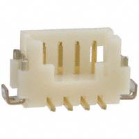 Hirose Electric Co Ltd - DF13-4P-1.25V(50) - CONN HEADER 4POS 1.25MM SMD GOLD