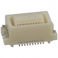 Hirose Electric Co Ltd - DF17(4.0)-20DS-0.5V(57) - CONN RECEPT 20POS .5MM SMD W/FIT
