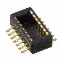Hirose Electric Co Ltd - DF40C-10DP-0.4V(51) - CONN HDR 10POS 0.4MM SMD GOLD