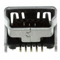 Hirose Electric Co Ltd - UX60SC-MB-5S8 - CONN RCPT MINI USB2.0 5POS SLD