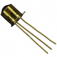 Honeywell Sensing and Productivity Solutions - SD5443-002 - SENSOR PHOTOTRANSISTOR NPN TO-46