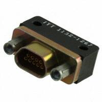 ITT Cannon, LLC - MDM-9SCBRP - CONN MICRO-D RCPT 9POS R/A SLDR