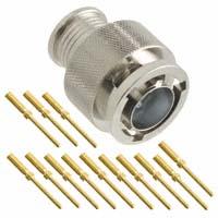 ITT Cannon, LLC - MKJ3A6F8-13PN - CONN PLUG 13POS STRGHT W/PINS