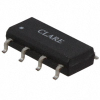 IXYS Integrated Circuits Division - CPC2025N - RELAY OPTOMOS 400V DUAL 8SOIC