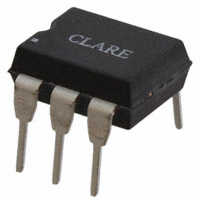 IXYS Integrated Circuits Division - LCA701 - RELAY OPTOMOS 1.5A SP-NO 6-DIP