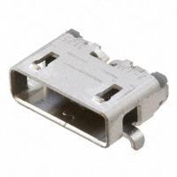 JAE Electronics - DX4R205JJAR1800 - CONN RCPT MICRO USB 2.0 AB