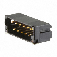 JAE Electronics - FI-W11P-HFE - CONN RCPT 1.25MM 11POS SMD R/A