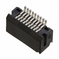 JAE Electronics - FI-W9P-HFE - CONN RCPT 1.25MM 9POS SMD R/A