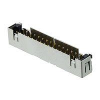 JAE Electronics - FI-WE31P-HFE - CONN RCPT 1.25MM 31POS SMD R/A