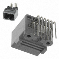 JAE Electronics - MX34012NF1 - CONN HEADER 12POS R/A 2.2MM TIN