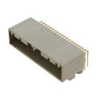 JAE Electronics - MX34040NF2 - CONN HEADER 2.2MM 40POS R/A