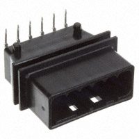 JAE Electronics - MX44006NF1 - CONN HEADER PIN R/A 6POS SLD TIN