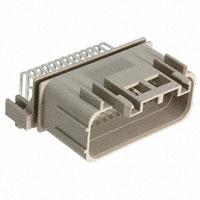JAE Electronics - MX47039NF2 - CONN PLUG 39POS 2.5MM WATERPROOF