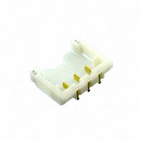 JST Sales America Inc. - BM03B-ACHSS-GAN-TF(LF)(SN) - CONN HEADER ACH SIDE 3POS 1.2MM