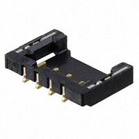 JST Sales America Inc. - BM04B-ACHFKS-GACN-ETF(LF)(SN) - CONN HEADER ACHF SIDE 4POS 1.2MM