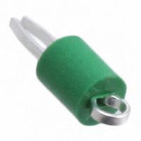 Keystone Electronics - 5116 - TEST POINT PC MINIATURE T/H GRN