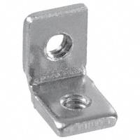 Keystone Electronics - 621 - BRACKET RT ANG MOUNT 4-40 STEEL