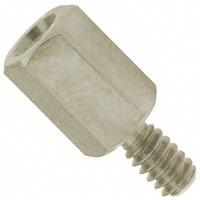"Keystone Electronics - 7210 - HEX STANDOFF 6-32 BRASS 3/8"""
