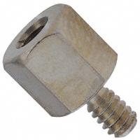 "Keystone Electronics - 8713 - HEX STANDOFF 4-40 BRASS 1/4"""