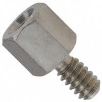 "Keystone Electronics - 8716 - HEX STANDOFF 6-32 BRASS 1/4"""