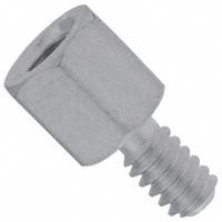 "Keystone Electronics - 8717 - HEX STANDOFF 6-32 ALUMINUM 1/4"""